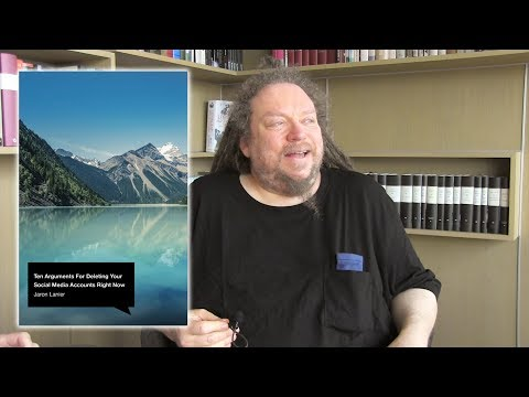 Jaron Lanier on why 100% of people should be worried about the Brexit referendum
