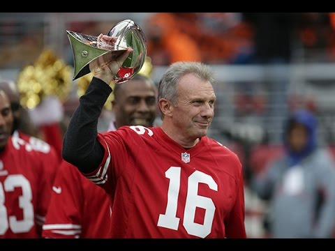 49ers Honor Joe Montana, Jerry Rice, and Super Bowl Teammates