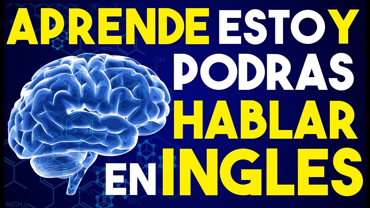 Solo Aprende Esto Y Dominaras El Ingles Muy Rapido Y Facil Comprobado Curso De Ingles Completo Youtube