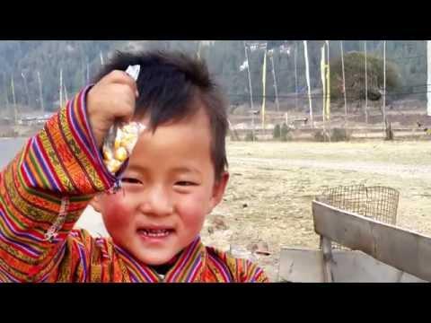Bhutan. Part 8 - Jakar
