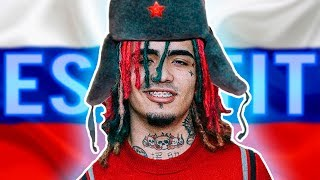 THE RUSSIAN LIL PUMP