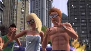 Пародийное видео о королевской свадьбе от The Sims 3
