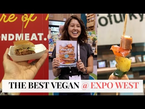 Best Vegan Taste Test of 2017 @ Expo West