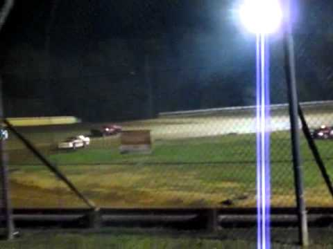 9-17-11 Sportsman Feature race Bluegrass Speedway