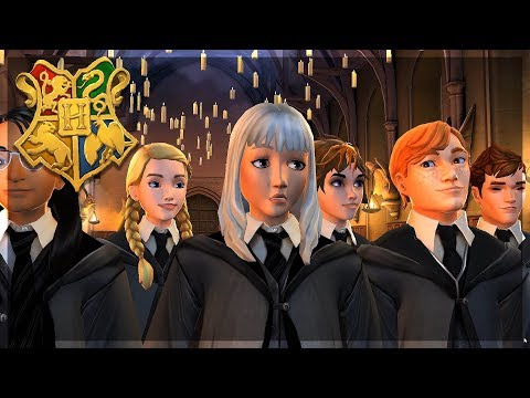 What House Do I Choose?! // Harry Potter: Hogwarts Mystery [01]