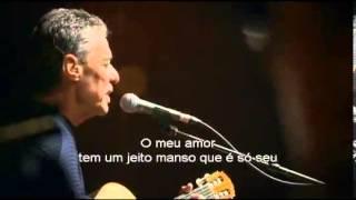 Chico Buarque DVD Na Carreira - 14 O meu amor, Teresinha