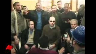 Anti-Government Violence Escalates in Egypt