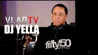 DJ Yella: I Didn't Get Involved in Dre & Eazy's Beef