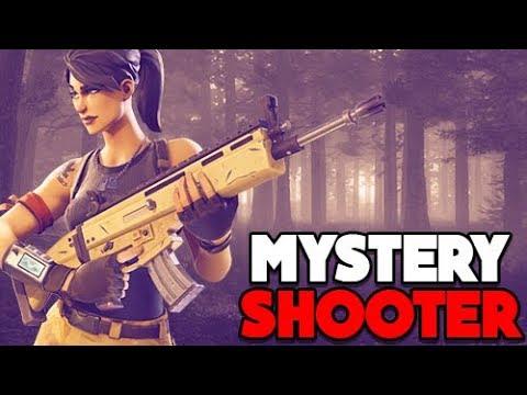 The Mystery Crossbow Shooter!! (Fortnite Rank #1 Battle Royale)