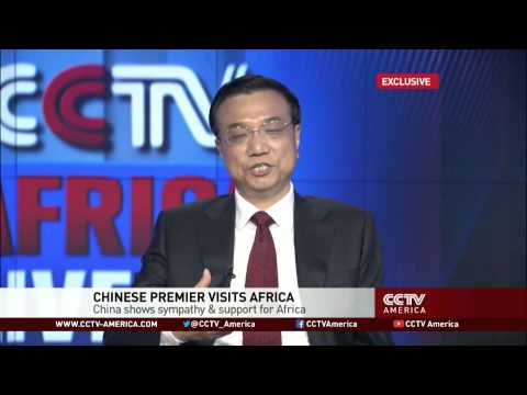 Chinese Premier Li Keqiang Delivered Speech Emphasizing Sino-Africa Relations