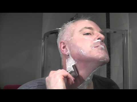 Nivea Shave Cream Edwin Jagger DE89 3D Laser Diamond