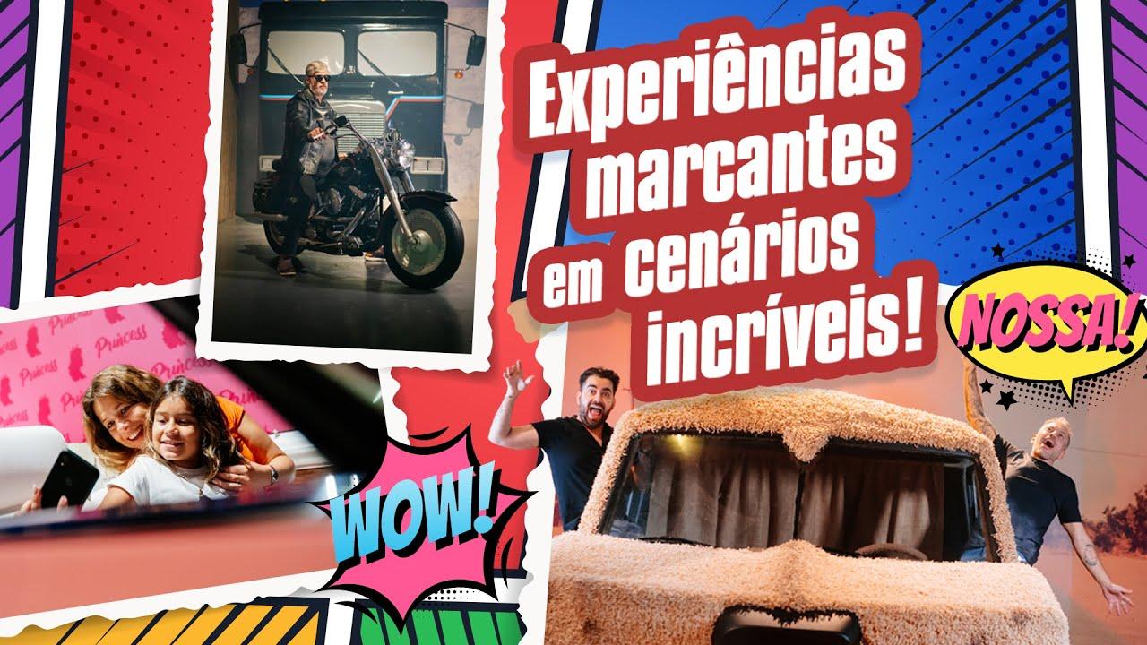 Movie Cars Entertainment - Institucional | Parque temático Foz do Iguaçu-PR
