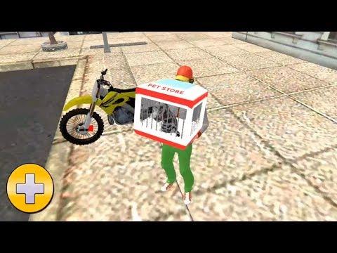 City Bike Pet Animal Transport Simulator - Android GamePlay 2018