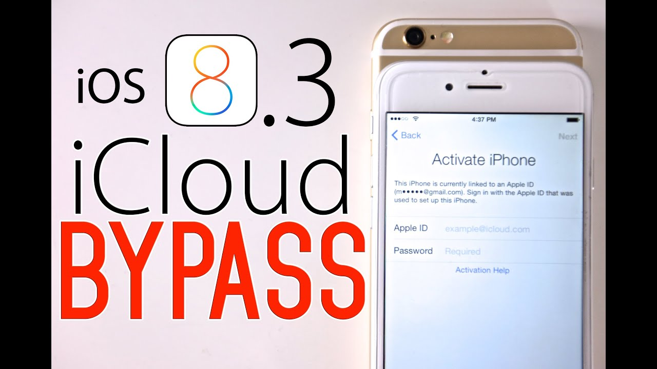 icloud activation bypass tool  chip