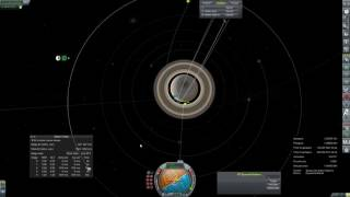 KSP RP-0 #270 Saturn Moon Flyby Orbital Insertion - More with V-RoV