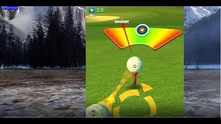 Tour 7, How to hook and Slice around curvy course!!!