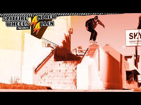 Spitfire Presents DOUBLE A Featuring Andrew Allen.