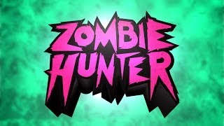Zombie Hunter Official Movie Trailer (2013)