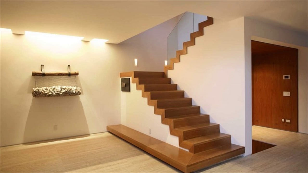 Home Interior Stairs Design Youtube | New House Steps Design | Kerala Home | Outside | Home Stair Marble | Duplex House | Residential