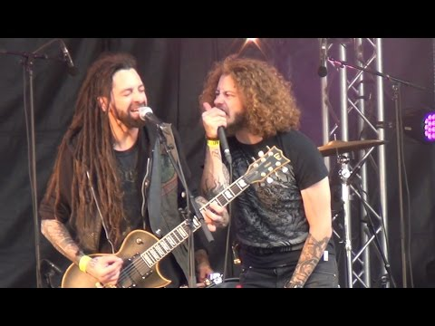 Dopethrone + guest - Scum Fuck Blues - Live Motocultor 2015