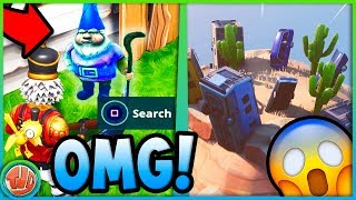 CHILLY GNOMES & *GRATIS* BANNER!! (WEEK 6) - Fortnite: Battle Royale