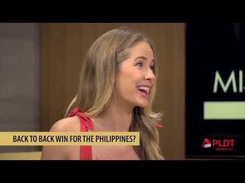 Miss Universe Insiders Olivia Jordan & Nia Sanchez: Hot Topics
