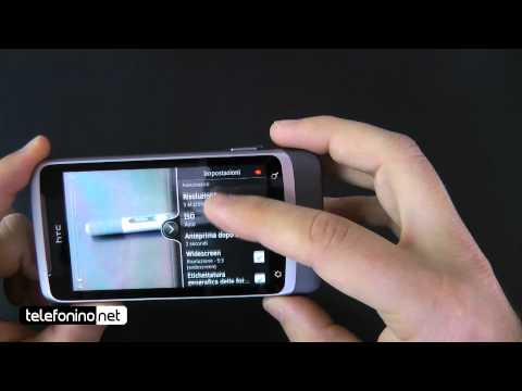 HTC Desire Z videoreview da Telefonino.net