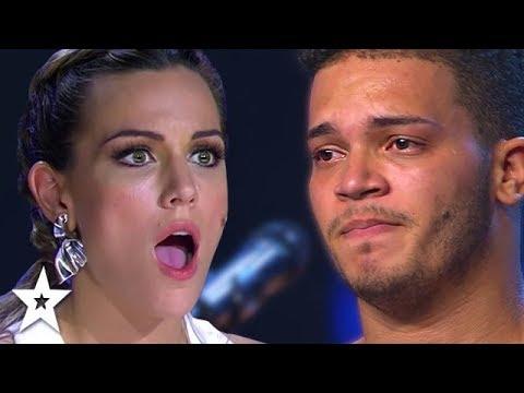 INSPIRATIONAL Dancer Stuns Judges On Spain's Got Talent 2019 | Got Talent  Global