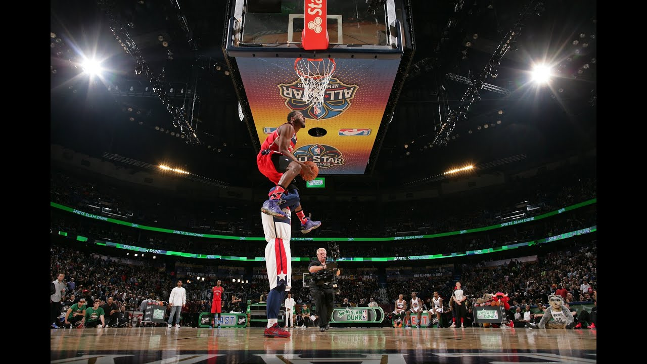 Best Nba Wallpapers Hd All Angles Of John Wall S Amazing Title Winning Dunk Youtube
