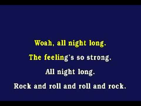 JVC053 05   BROWN, BOBBY   Rock Wit'Cha [karaoke]
