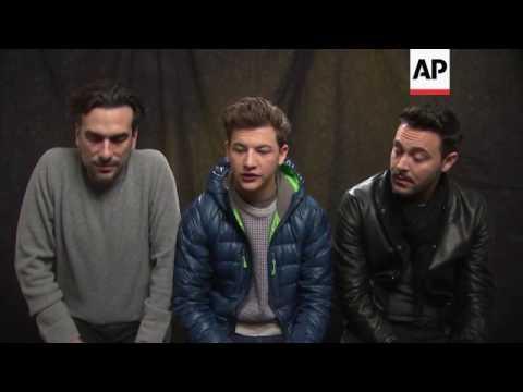 Nicholas Hoult, Jack Black, Jenny Slate talk Sundance
