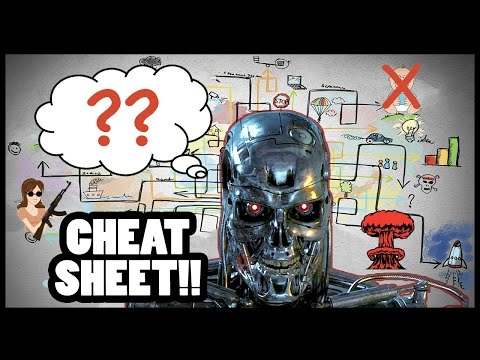 COMPREHENSIVE TERMINATOR TIMELINE!!!- Cinefix Now