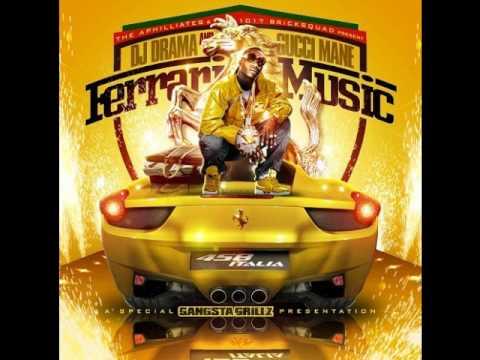 Gucci Mane -  Ferrari Music - Gucci Intro