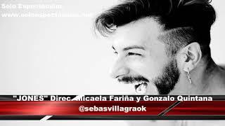 """Sebastián Villagra """"Hay una emergencia cultural enorme"""""""