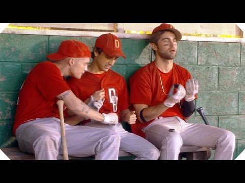 UNDRAFTED Movie  Baseball Comedy  2016