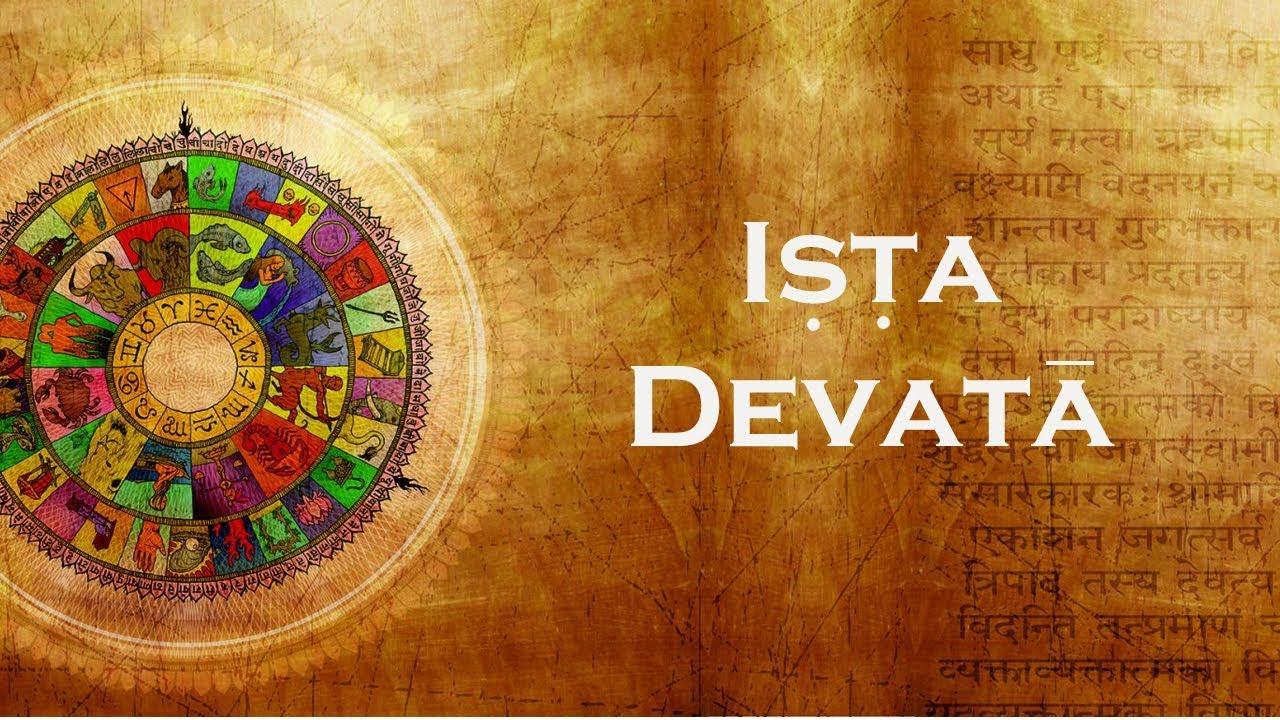 Navamsha Devatas - Istha - California Vyasa SJC Class 09 ...