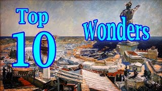 Top 10 Wonders - ► Top 10 Best Ancient Wonders In The World You Might Have Not Seen
