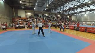Asraf Nefti (Tunissia) vs Sergei Vlasenko (Russia)
