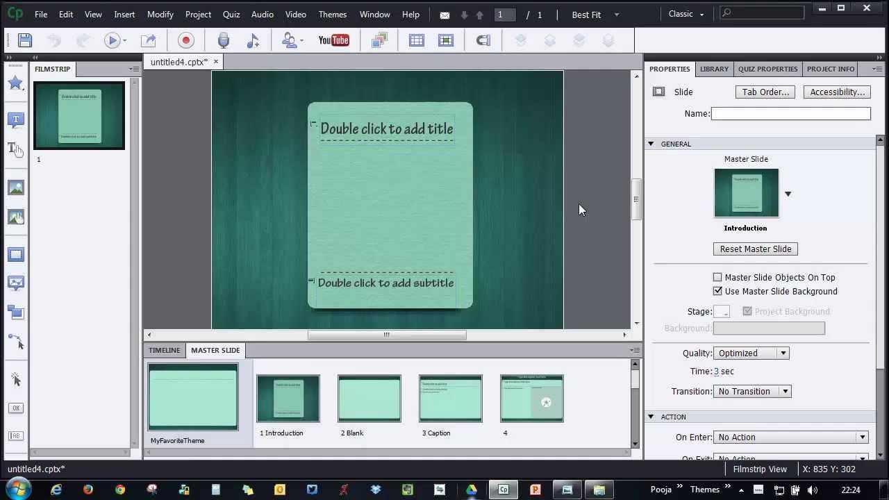 creating custom themes for adobe captivate 7 part 5 youtube rh youtube com Adobe Captivate 9 Logo Adobe Captivate 7.0