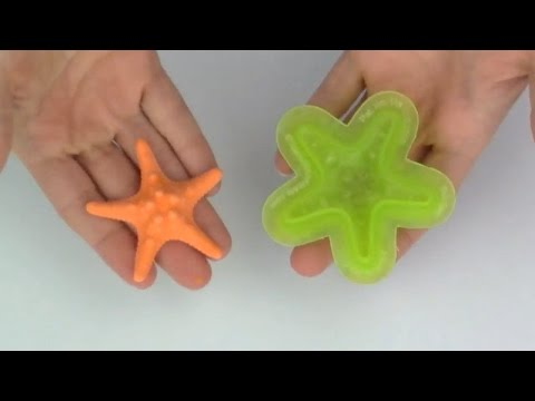Starfish Ocean And Seashell Silicone® Molds