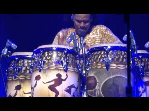 "Santana - Band Intro and partial ""Roxanne"" Houston, Texas. Oct. 1, 2014"