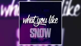 Download Snow Tha Product - What You Like (Prod. By DJ Pumba) MP3 song and Music Video