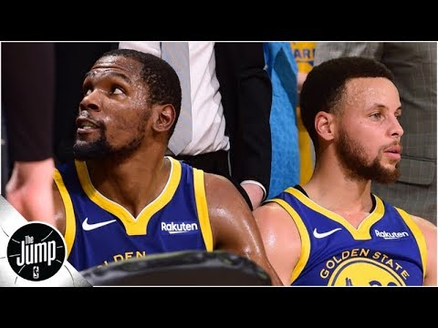 Inside the Warriors' locker room it was like Game 5 was just another loss - Nick Friedell | The Jump