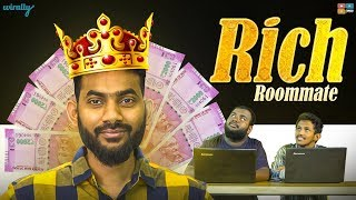 Rich Roommate || Wirally Originals || Tamada Media