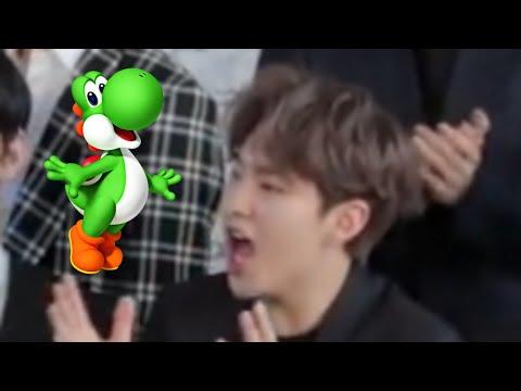 Yoshi's Island Meme (Seventeen Edition) - YouTube