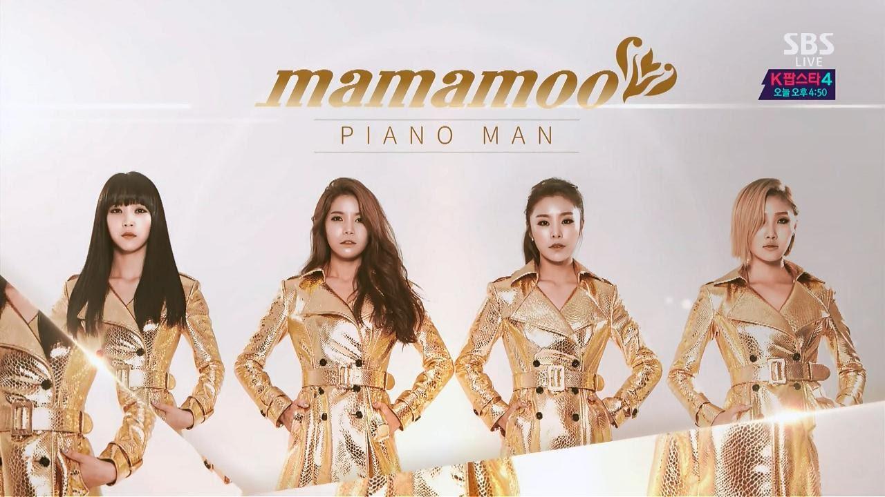 MAMAMOO (마마무)- Piano Man (Dance Version) (Sub Esp)