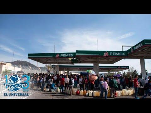 Lo que sabemos del desabasto de gasolina