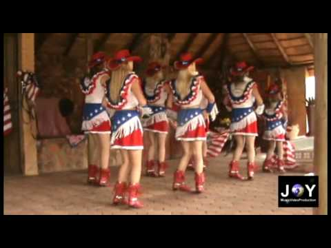 Rodeo Girls  Say Hello (Line Dance) - YouTube 14c11812fe5f