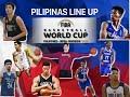 GILAS PILIPINAS LINE UP FOR 2023 FIBA WORLD CUP PAPALAG TO SA MUNDO! KAYO SINO LINE UP NYO