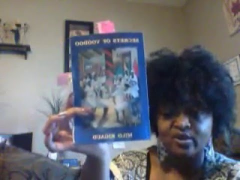 Book Review Secrets of Voodoo by Milo Rigaud